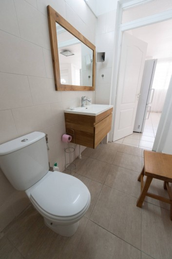 Location de vacances - Studio à Sainte-Anne - Carambole, salle d'eau
