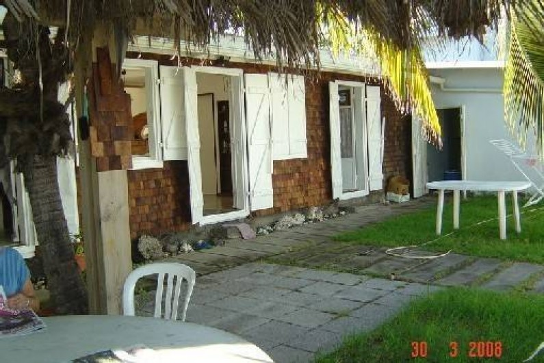 Location de vacances - Villa à Saint-Leu