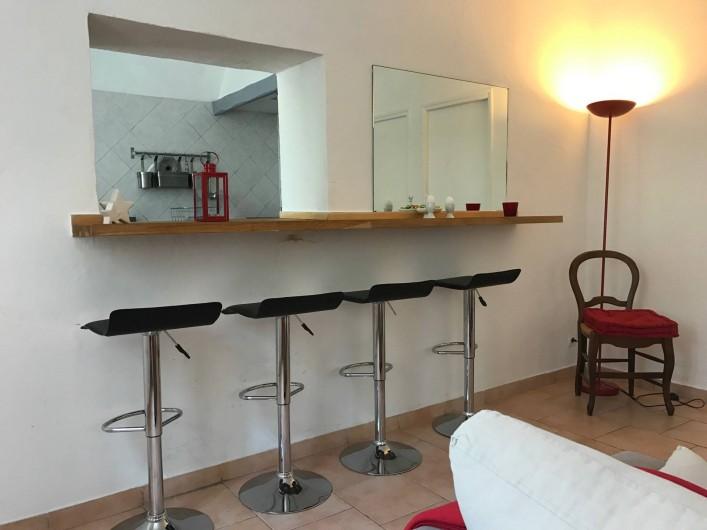 Location de vacances - Maison - Villa à Aix-en-Provence - Cuisine américaine