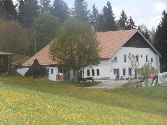Location de vacances - Appartement à La Chaux-de-Fonds