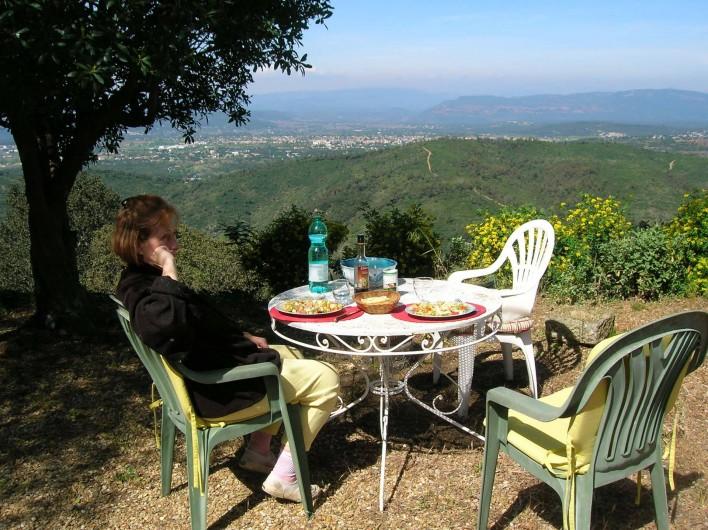 Location de vacances - Villa à Le Muy - Des déjeuners exceptionnels