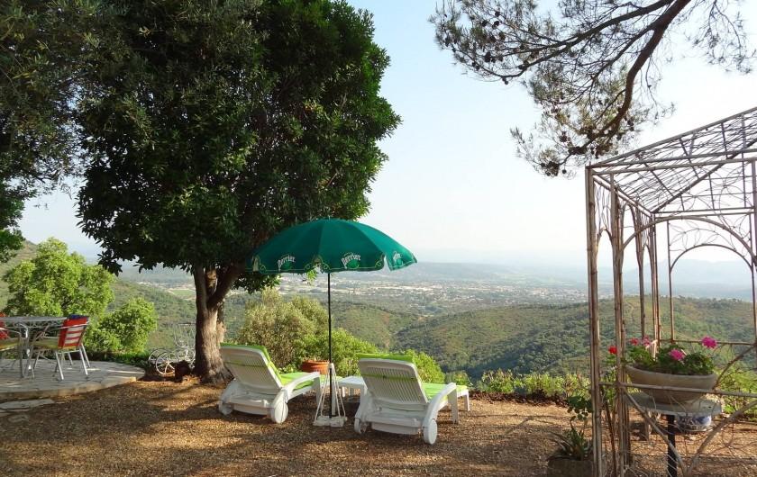 Location de vacances - Villa à Le Muy - LE PLAISIR DES YEUX