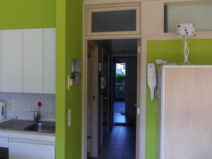 Location de vacances - Studio à La Panne