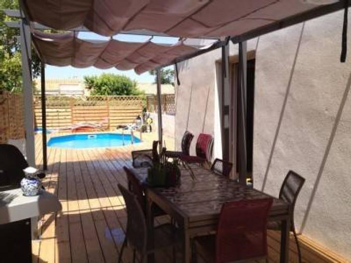 Location de vacances - Maison - Villa à Lunel