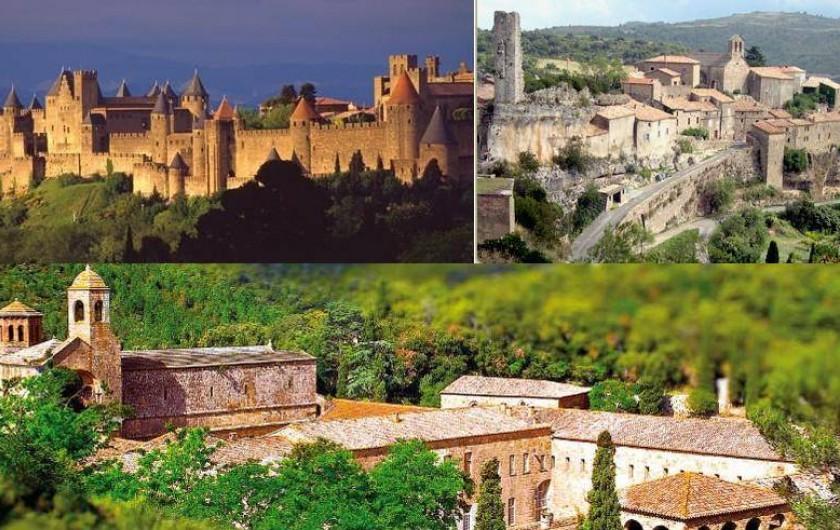 Location de vacances - Villa à Lézignan-Corbières - Cité de Carcassonne à 35KM, Minerve à 22KM, Abbaye de Fontfroide à 20km