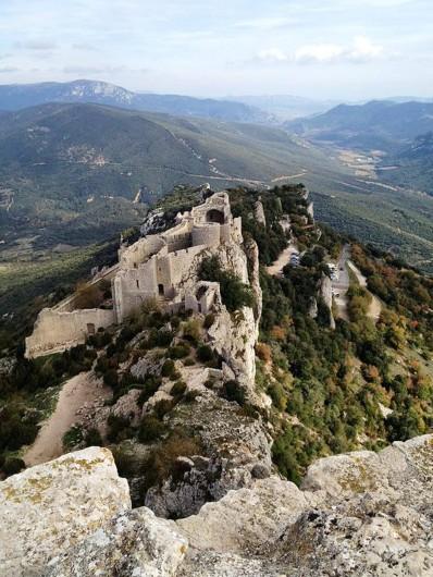 Location de vacances - Villa à Lézignan-Corbières - Peyrepertuse à 60KM