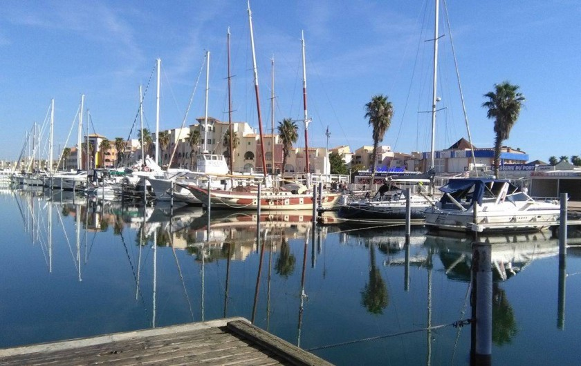 Villa port leucate aude - Location vacance port leucate ...