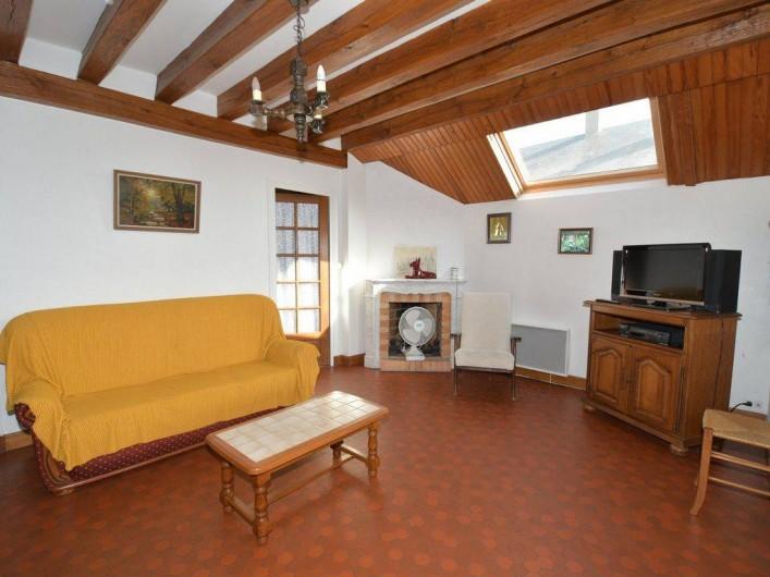 Location de vacances - Appartement à Pouilly-sur-Loire - Salon