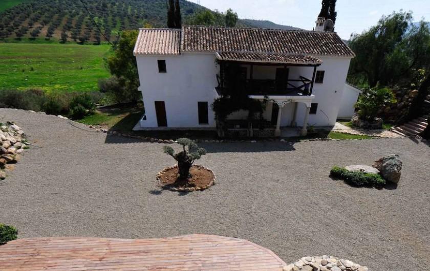 Location de vacances - Maison - Villa à Álora - Finca Manodiana
