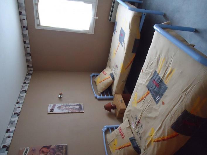 Location de vacances - Appartement à Morez - vue de la 3 eme chambre