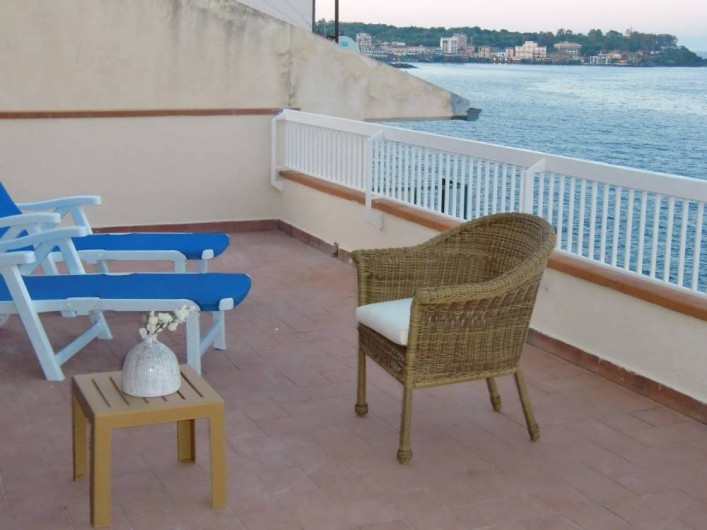 Location de vacances - Appartement à Aci Castello