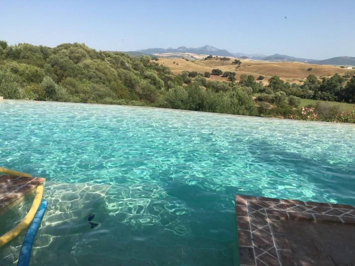 Location de vacances - Villa à Villamartin - PISCINE