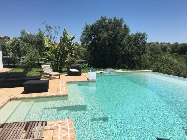 Location de vacances - Villa à Villamartin