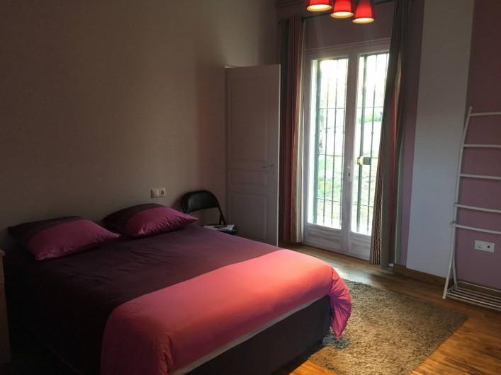 Location de vacances - Villa à Villamartin - UNE DES CHAMBRES