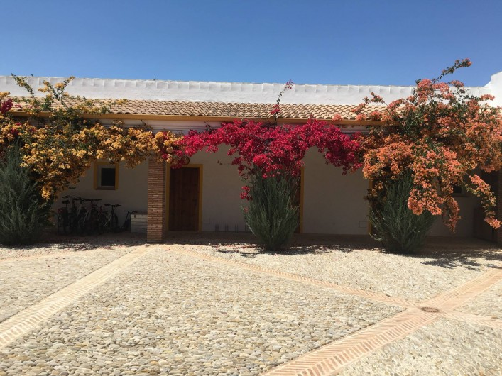 Location de vacances - Villa à Villamartin - LE PATIO