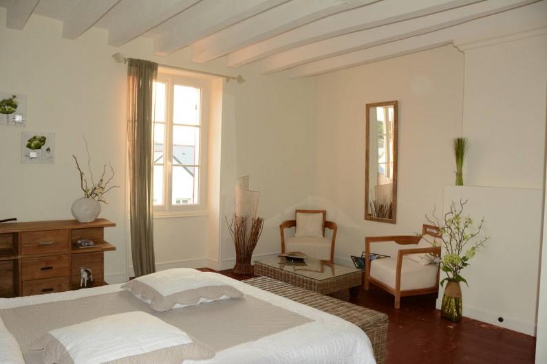 Location de vacances - Chambre d'hôtes à Saint-Aubin-de-Luigné