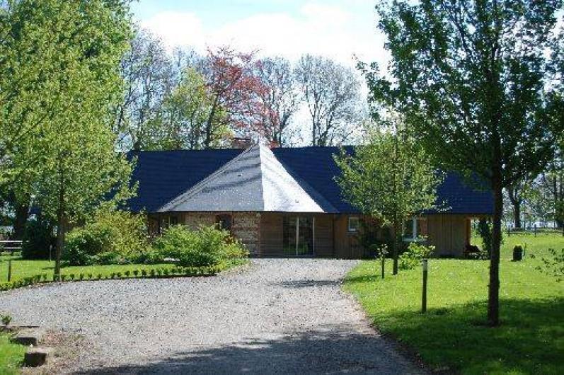 Location de vacances - Gîte à Sainte-Marguerite-sur-Fauville
