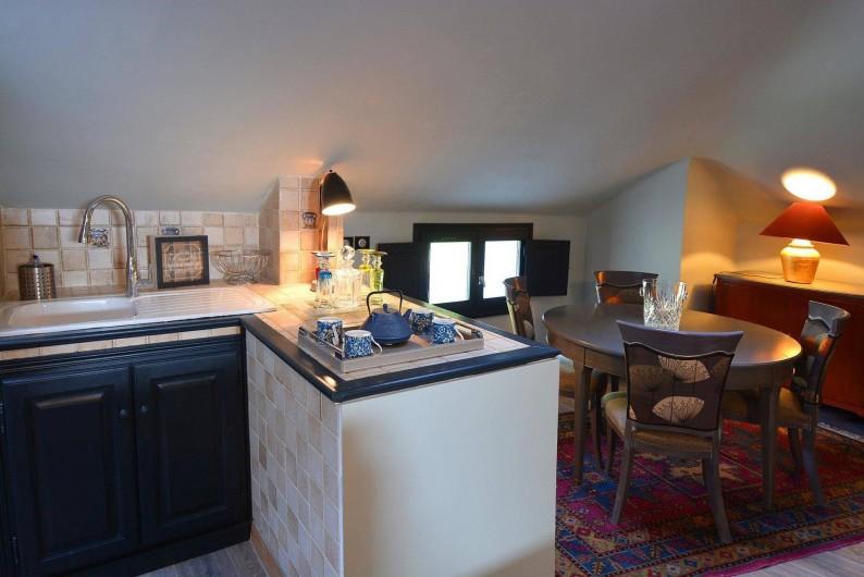 Location de vacances - Chambre d'hôtes à Campana - La Suite
