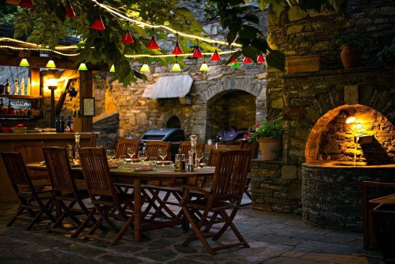 Location de vacances - Chambre d'hôtes à Campana - Terrasse