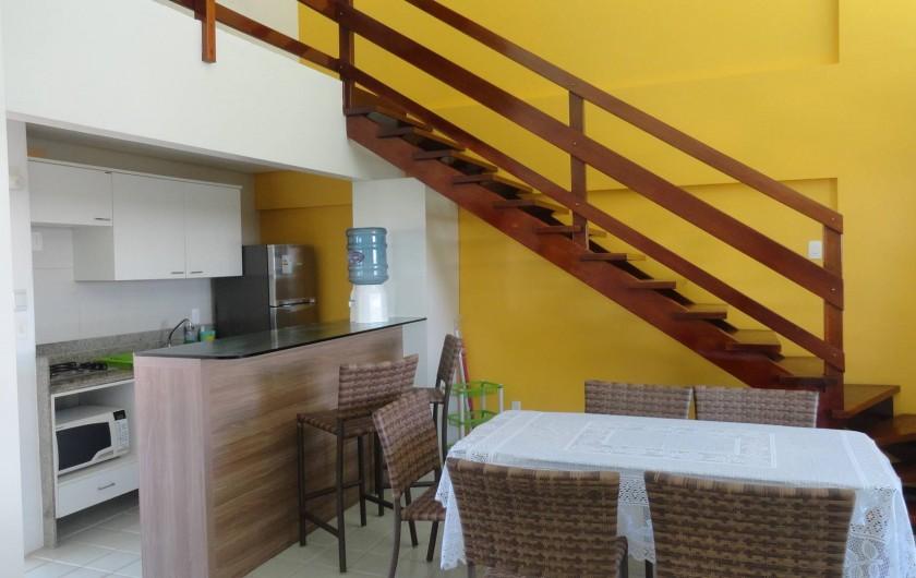 Location de vacances - Appartement à Porto de Galinhas
