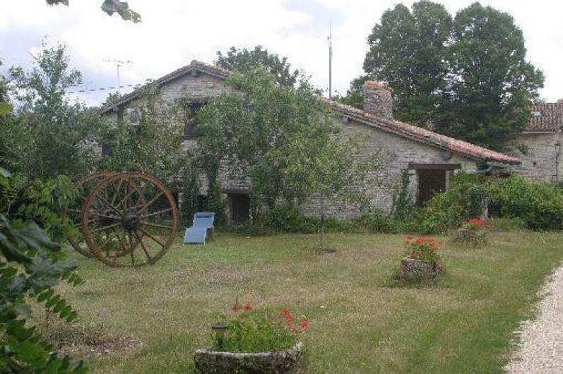 Location de vacances - Chambre d'hôtes à Jauldes