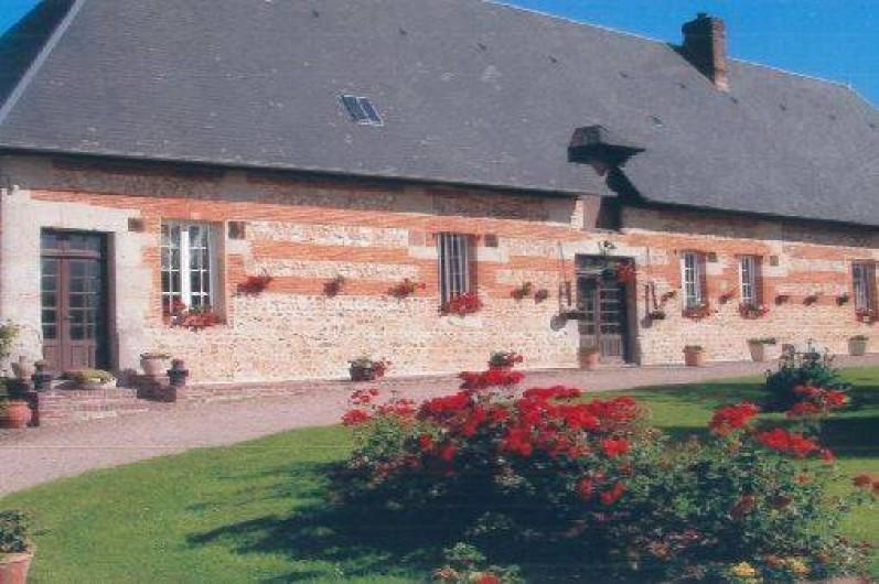 Location de vacances - Gîte à Saint-Maclou-la-Brière