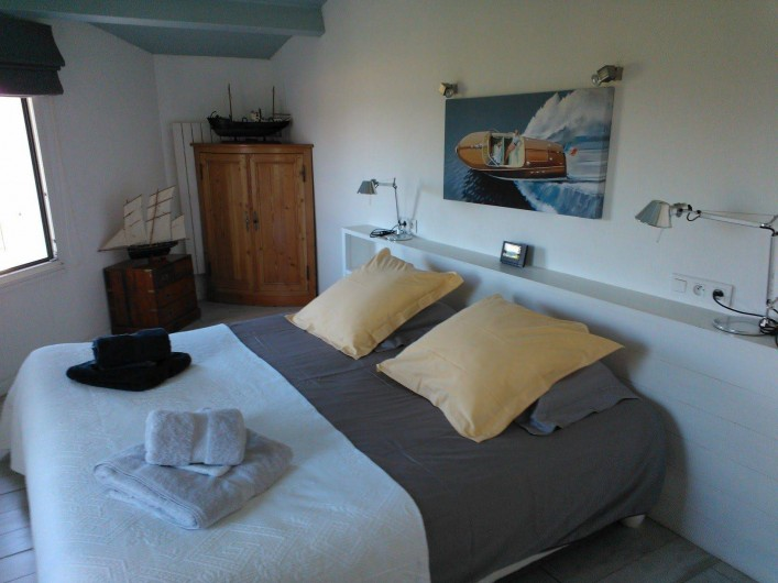 Location de vacances - Villa à La Flotte - Chambre 1