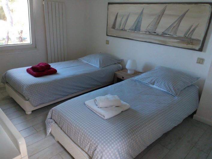 Location de vacances - Villa à La Flotte - Chambre 4