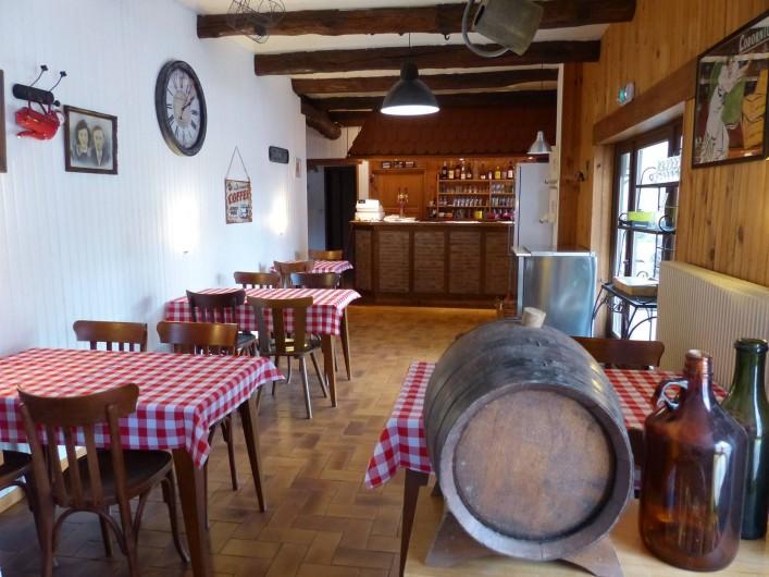 Location de vacances - Camping à Langres - Le Bar