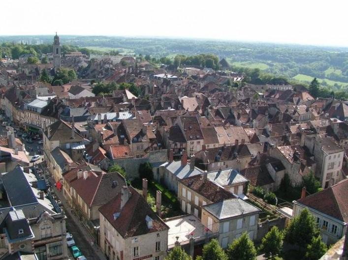 Location de vacances - Camping à Langres - Ville fortifiée de Langres, ville d'art et d'histoire.