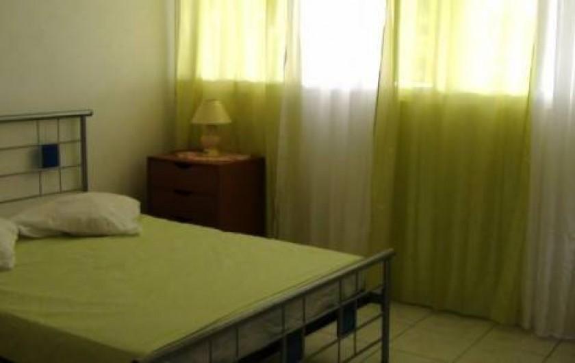 Location de vacances - Appartement à Sainte Rose