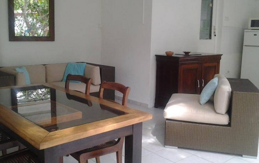 Location de vacances - Hôtel - Auberge à Capesterre-de-Marie-Galante - Suite junior HAVANA