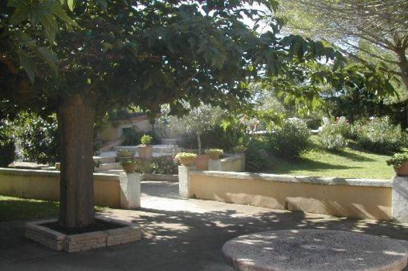 Location de vacances - Mas à Saint-Martin-de-Crau