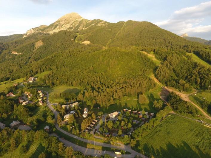 Location de vacances - Maison - Villa à Saint-Léger-les-Mélèzes