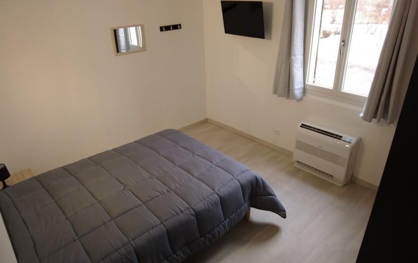 Location de vacances - Maison - Villa à Saint-Léger-les-Mélèzes - 3èmeCHAMBRE LOCATION DU BAS
