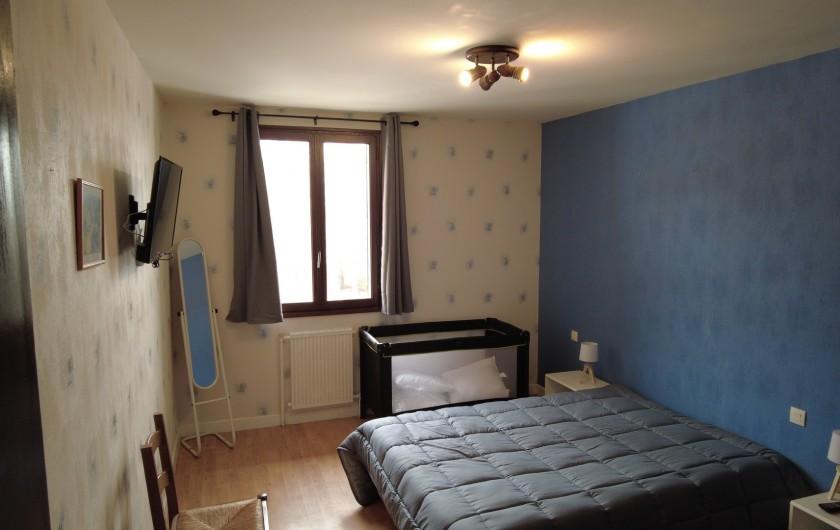 Location de vacances - Maison - Villa à Saint-Léger-les-Mélèzes - 1 CHAMBRE LOCATION DU HAUT