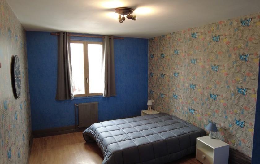 Location de vacances - Maison - Villa à Saint-Léger-les-Mélèzes - 2 ème CHAMBRE  LOCATION DU HAUT