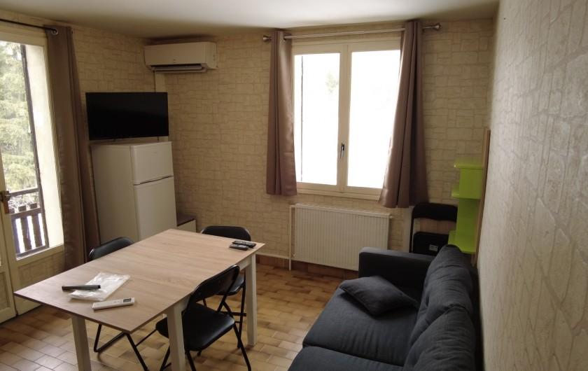 Location de vacances - Maison - Villa à Saint-Léger-les-Mélèzes - STUDIO ATTENANT AVEC SORTIE  LOCATION DU HAUT