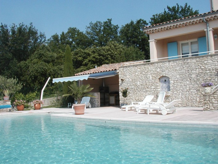 Location de vacances - Appartement à Grignan