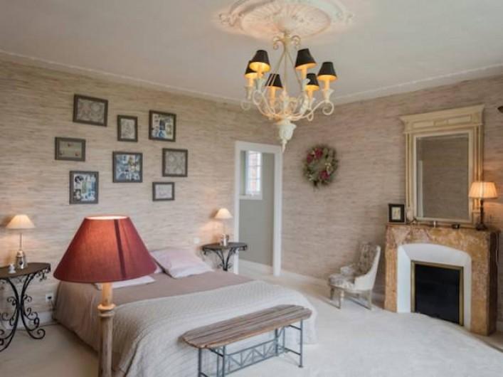 Location de vacances - Chambre d'hôtes à Caumont-l'Éventé - Suite Eglantine