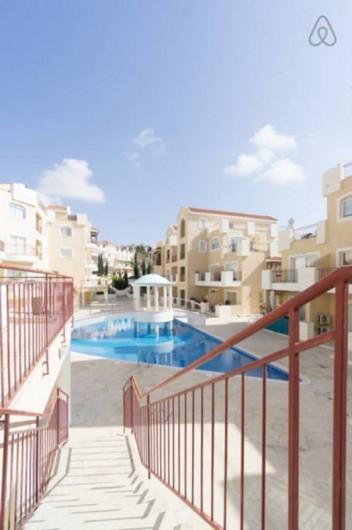 Location de vacances - Villa à Paphos - La piscine