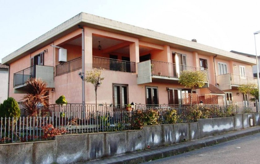 Location de vacances - Appartement à Solicchiata
