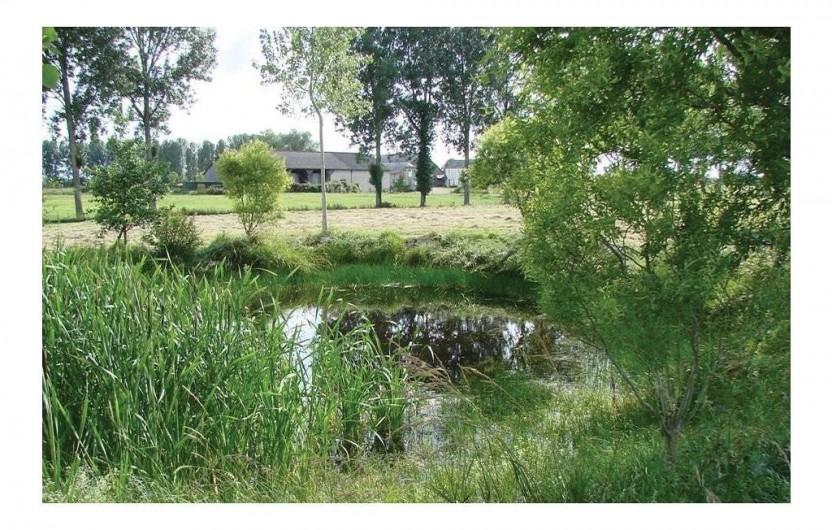 Location de vacances - Villa à Savigné-sous-le-Lude