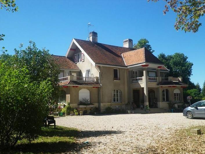 Location de vacances - Chambre d'hôtes à Éclaron-Braucourt-Sainte-Livière