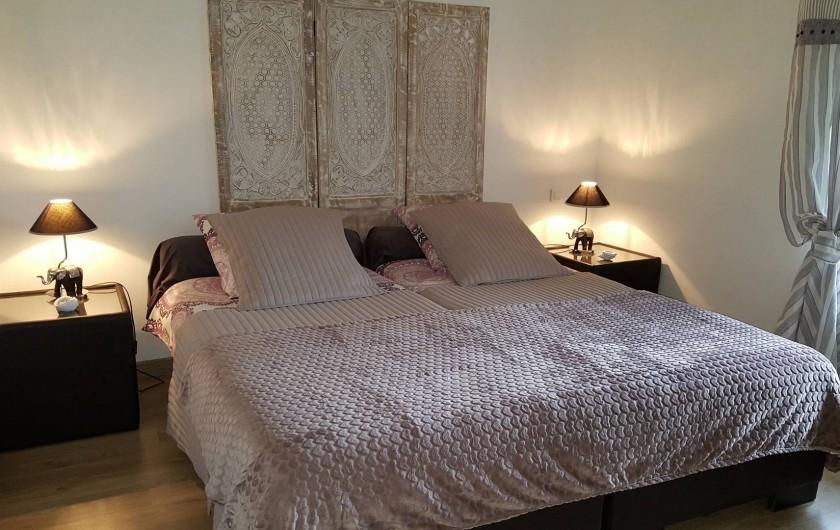 Location de vacances - Chambre d'hôtes à Saint-Caprais-de-Bordeaux - CHAMBRE CANTELOUP