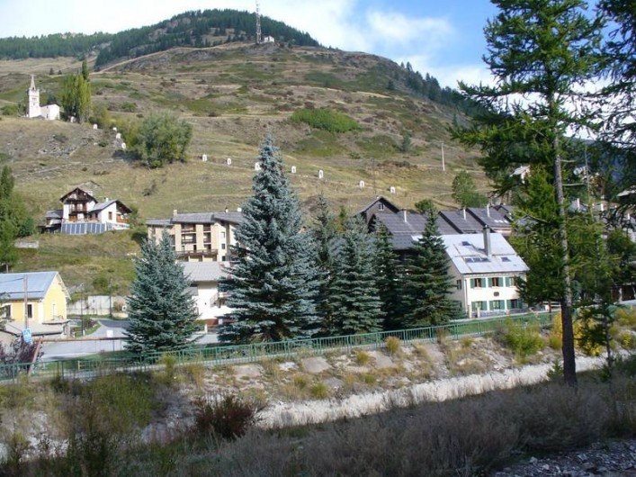Location de vacances - Appartement à Abries - côté chapelle