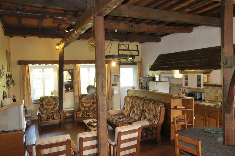 Location de vacances - Gîte à Libin