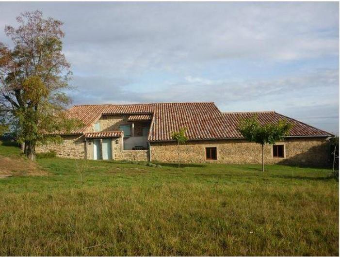 Location de vacances - Appartement à Étables - la maison coté champs