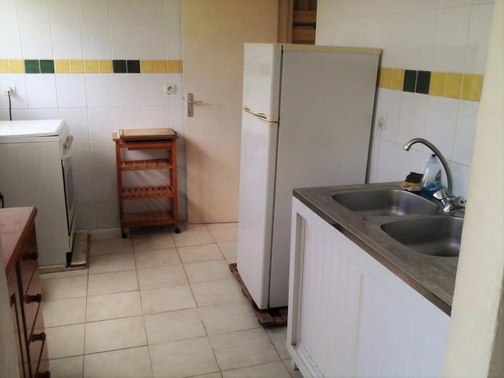 Location de vacances - Appartement à Fort-de-France - Cuisine