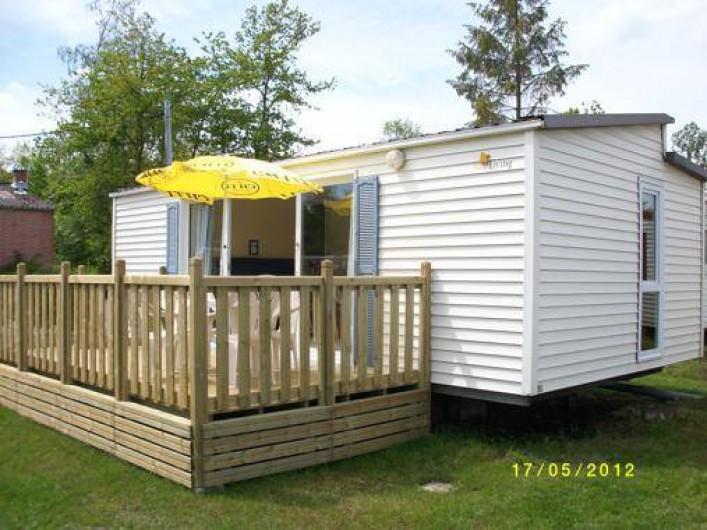 Location de vacances - Camping à Flines-lès-Mortagne